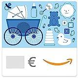 Digitaler Amazon.de Gutschein (Baby Icons (Blau))
