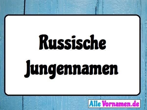 russische jungennamen  200 m u00e4nnliche vornamen